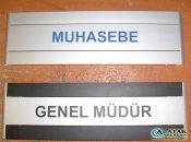 Kapı İsimliği Örnekleri